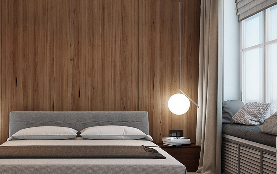 Come illuminare la camera da letto - Madeininterior